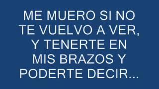 Te Amo - Franco De Vita (Video)