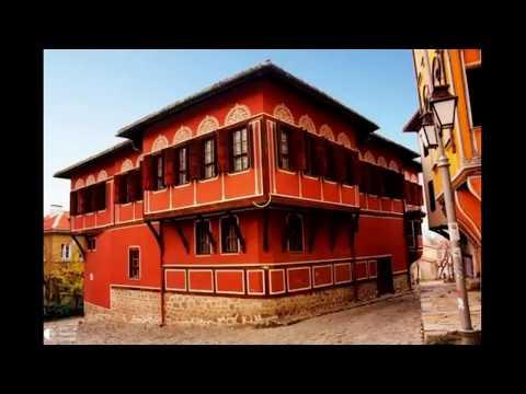 Болгария  Достопримечательности Пловдива