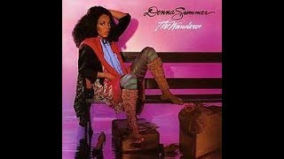 Donna Summer  - The Wanderer   _  VINYL   IMPORTED   _  1980   !    side A