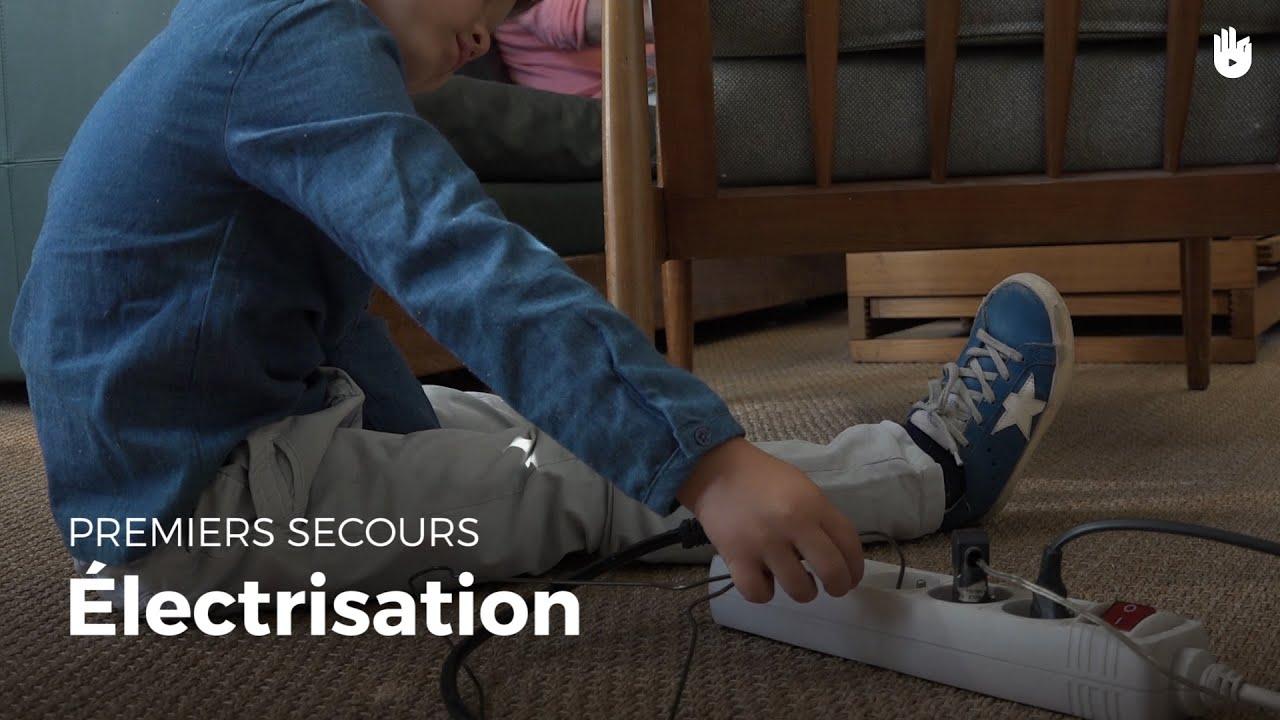 premiers secours electrisation les gestes de premier secours sikana. Black Bedroom Furniture Sets. Home Design Ideas