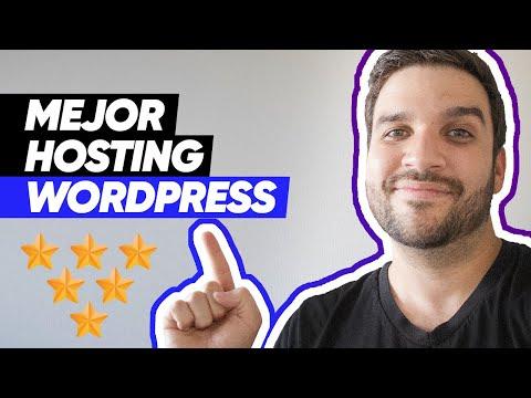 Mejor Hosting para WordPress 2020 [Con dominio gratis]