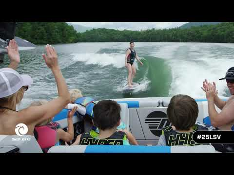 2019 Malibu Wakesetter 25 LSV in Memphis, Tennessee - Video 1