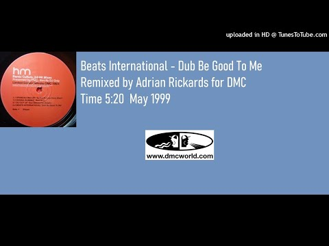 Download Beats International Dub Be Good To Me Top Of The Pops Video