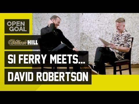 Si Ferry Meets... David Robertson | Alex Ferguson, Aberdeen, Rangers, Leeds & Managing in India