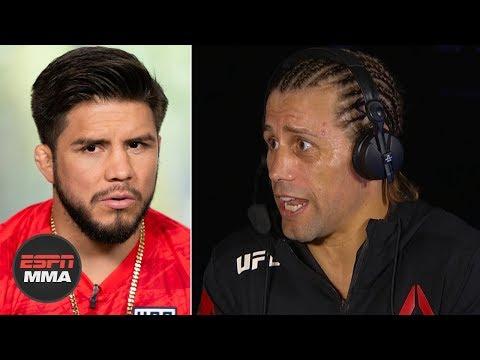 Urijah Faber reflects on Ricky Simon TKO, desire to fight Henry Cejudo | UFC Fight Night | ESPN MMA