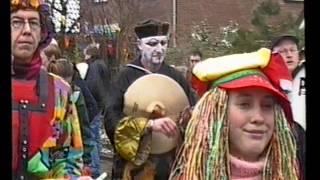ViJoS Carnaval Hoogland en Koninginnedag Bussum 2001