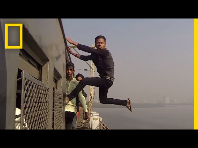 Train Surfing: One Mistake and This Illegal 'Sport' Might Kill You   Short Film Showcase