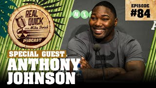 "#84 Anthony ""Rumble"" Johnson 
