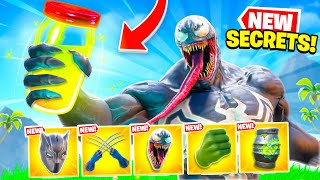 *NEW* SECRETS FOUND in Fortnite! (MUST SEE)