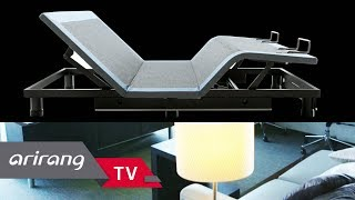 [InsideBiz] Ep.62 -  Smart Furniture / Developing LED Lamps / The Fourth Industrial Revolution