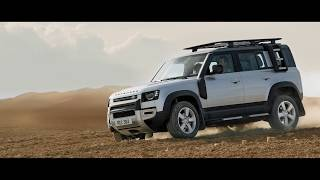The New Land Rover DEFENDER – Explorer Pack