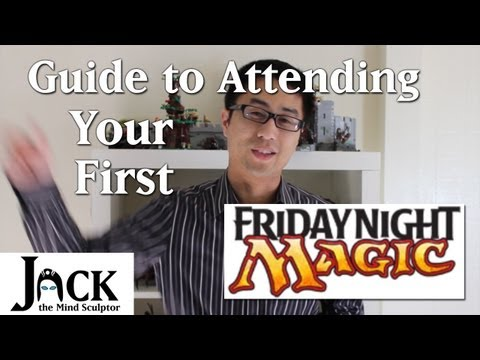 Magic: The Gathering – Attending Your First FNM