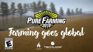 VideoImage1 Pure Farming 2018 - Deluxe Edition