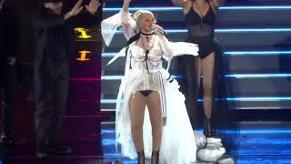 Christina Aguilera - Let There Be Love - LIVE in Las Vegas 2018-10-27