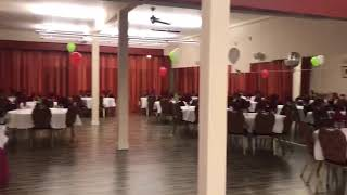 The Mantra Victoria- Banquet Hall an inside view