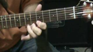 Play Like A Pro Series - The Lick of the week - A minor