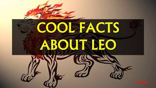 COOL FACTS ABOUT LEO ZODIAC