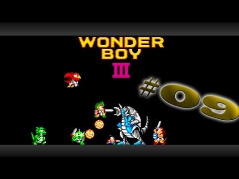 Let's Play - Wonder Boy 3 - Part #09 [Deutsch/German]: Die Boomerrang-Taktik
