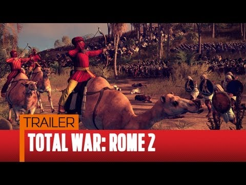 Rome 2: Total War v první ukázce