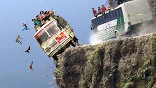 10 Most Dangerous Roads NEPAL You Would Never Want to Drive On ! #4