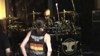 Classic ANVIL live in Perth Ontario July 18th 2003 WHITE RHINO & ROBB REINER DRUM SOLO.mpg