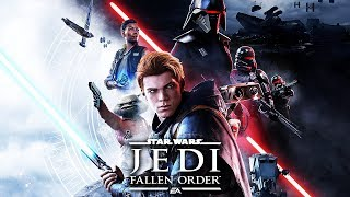 STAR WARS: JEDI FALLEN ORDER All Cutscenes (Game Movie) 1080p 60FPS