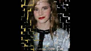 Maria Mena - Apparently Unaffected ~ Emma Watson