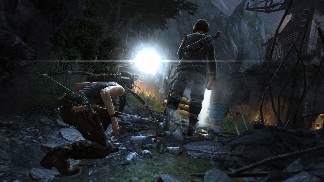 Video TOMB RAIDER: GAME OF THE YEAR [Steam]