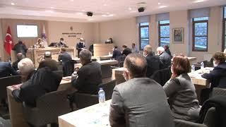 Şubat Ayı Meclis Toplantısı 2. Birleşimi