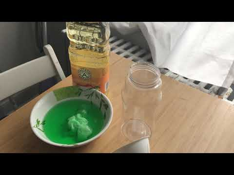 How to Make A Lava Lamp without Heat