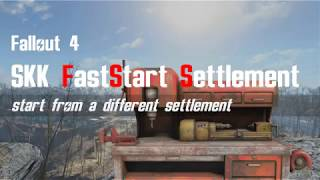 Fallout 4 New Game menu to Goodneighbor in 90 seconds