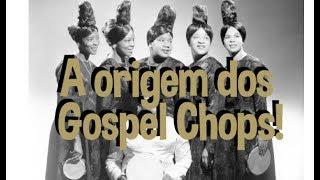 Histórias da Bateria - A origem dos Gospel Chops