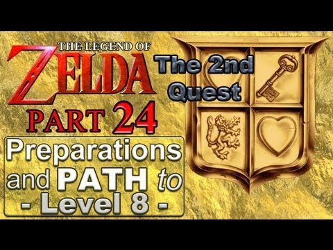 The Legend of Zelda Walkthrough - 22: Q2 Path to and LEVEL 6