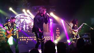 Stryper 7 Rockin' the World at Ace of Spades in Sacramento, Ca on 10-18-16