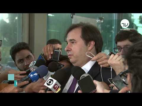 Maia defende que pacto federativo seja refeito - 03/10/19
