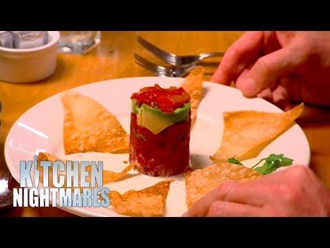 Gordon HATES EVERYTHING He's Served | Kitchen Nightmares