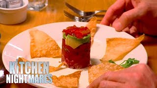 Gordon HATES EVERYTHING He's Served | Kitchen Nightmares
