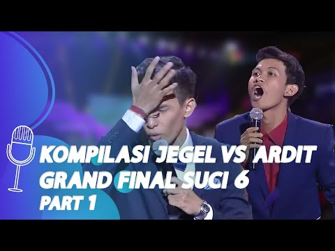 kompilasi stand up comedy indra jegel melawan ardit erwandha saat grand final suci