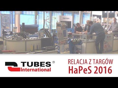 Targi HaPeS 2016 - Tubes International - zdjęcie