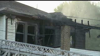 Three people escape duplex fire on Youngstown's north side