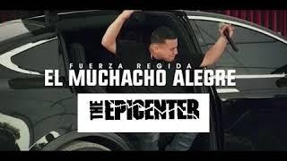 El Muchacho Alegre   Fuerza Regida (Epicenter) En Vivo 2019 [Inedita]