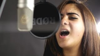 Gambar cover Let Her Go - Passenger (Dina Fayad Cover) (EL7AFLA Productions)