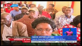 Siaya County leaders resort to adopting voter registration centres in a bid to mobilise residents