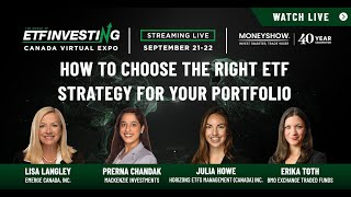 How to Choose the Right ETF Strategy for Your Portfolio