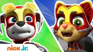 PAW Patrol Mighty Pups Charged Up ⚡ Ep. #2 🐶 Nick Jr.