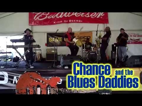 Live Bikeweek 2014-Chance Gardner and the Blues Daddies