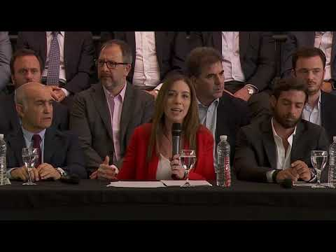 """Vidal y su """"rendición de cuentas"""" antes de dejarle el gobierno a Kicillof"""