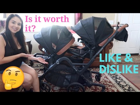 Contours Curve Double Stroller Review | 2018!