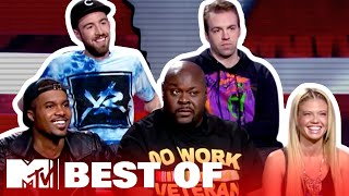 Best of the Fantasy Factory Crew on Ridiculousness | MTV