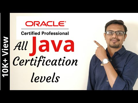 All #JAVA Certification Exams | Cost? Syllabus? No. of Questions ...